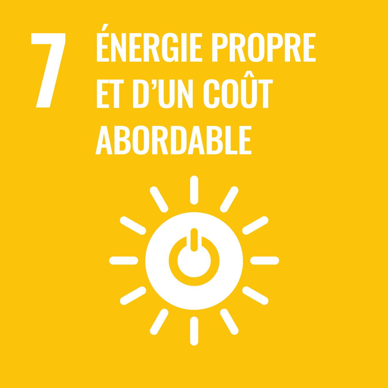 07. énergie propre & d'un coût abordable