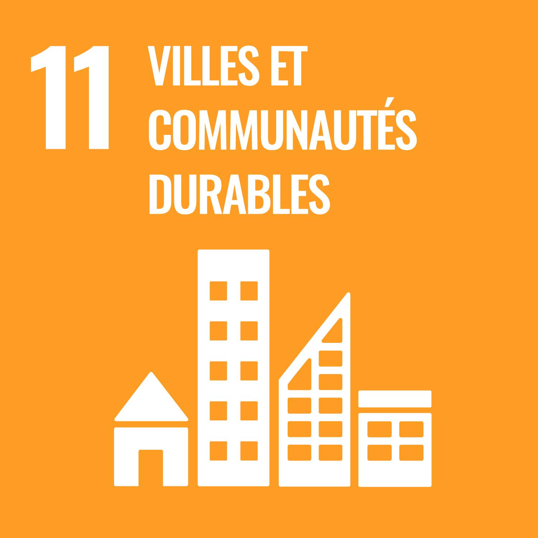 11. villes & communautés durables