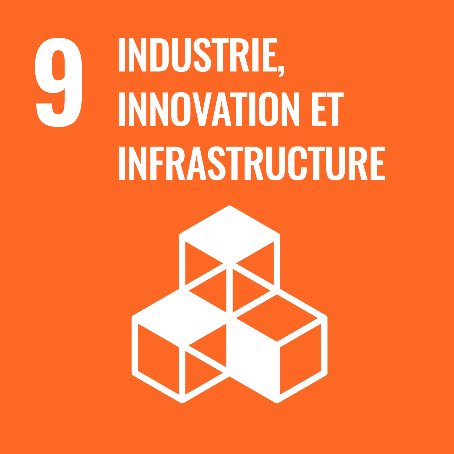 09. industrie, innovation & infrastructure