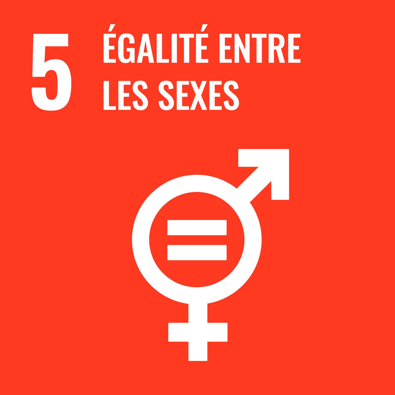 05. égalité entre les sexes